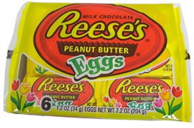 Reese's Peanut Butter Eggs 6ct