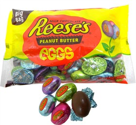 Reese's Bite Size Eggs 18oz Bag