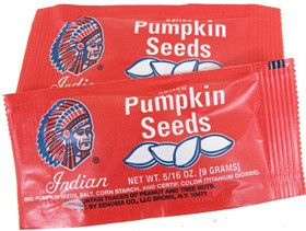 Indian Salted Pumpkin Seeds 36ct