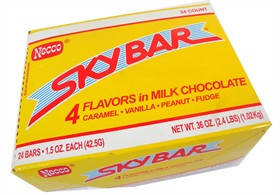 Sky Bar 24ct