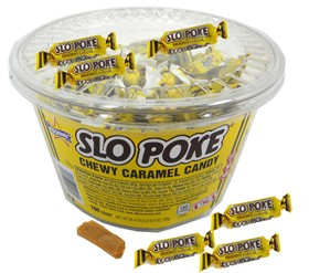 Slo Poke Candy - 190ct