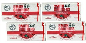 Smith Brothers Cough Drops 20ct - Cherry