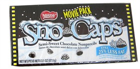 Sno Caps 3.1oz Theater Box