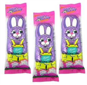 Solid Double Crisp Chocolate Rabbit  4.25oz