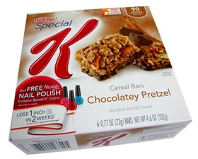 Special K Bar - Chocolate Pretzel 6 Bars