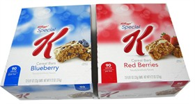 Special K Breakfast Bars 12ct - Choose Flavor