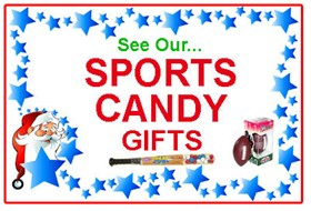 Sports Candy Gifts