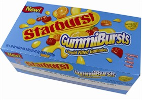 Starburst Gummi Bursts 24ct