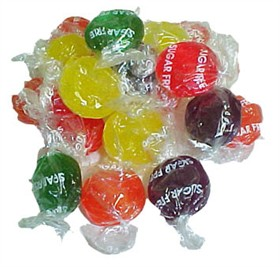 Sugar Free Hard Candy: The Great Taste Of Candy, But Without All That Sugar!