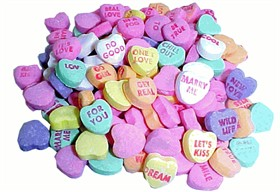 Sweethearts Conversation hearts 24oz
