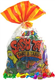 Taffy Town Sassy Tart and Tangy Taffy Assorted 16oz