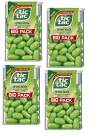 Tic Tac Mints Green Apple 12ct