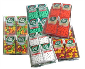 Tic Tac Mints - Choose Flavor