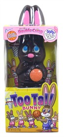 Too Tall Hollow Chocolate Bunny 6oz