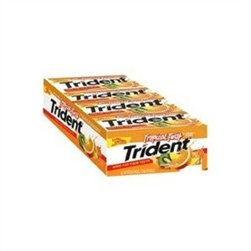 Trident Value Pack 12 count - Tropical Twist