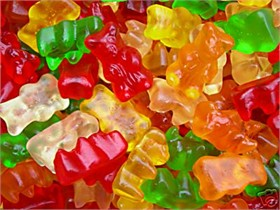 Gummy Bears - Trolli 5lb Bag