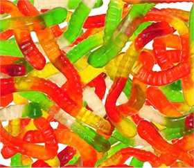 Gummy Worms - Regular