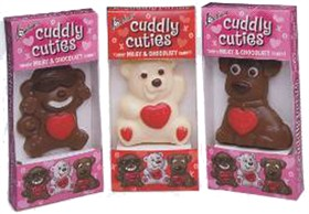 Valentine's Day Chocolate Cuties 3oz