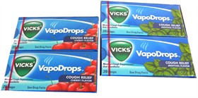 Vicks Cough Drops 20Ct