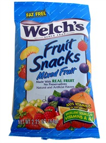 Welch's Fruit Snacks 2.25oz