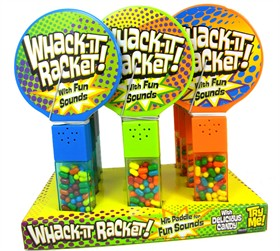 Whack-It Racket With Candy 12 Count