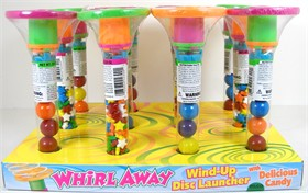 Whirly Way Toy With Candy 12ct