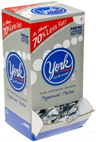 York Peppermint Patties 175ct  Snack Size