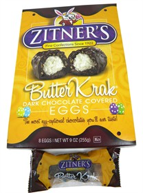 Zitner's  Butter Krak Eggs 8ct