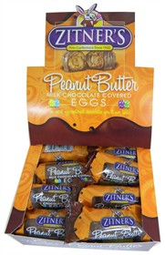 Zitner's Peanut Butter Eggs 24ct